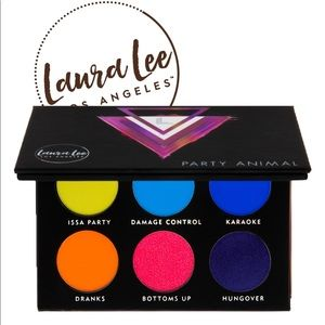 PARTY ANIMAL PRESSED PIGMENT PALETTE Eyeshadow